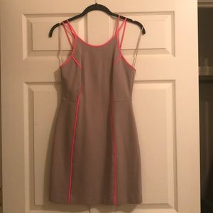 "Trina Turk ""Yvette"" Double Strap Dress- Size 4"